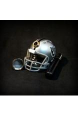 NFL Metal Handpipe - Oakland Raiders