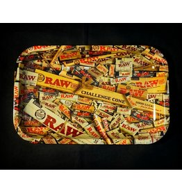 Raw Raw Rolling Papers Tray – Small