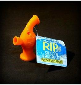 Pulsar Silicone Blunt Bubbler - Orange