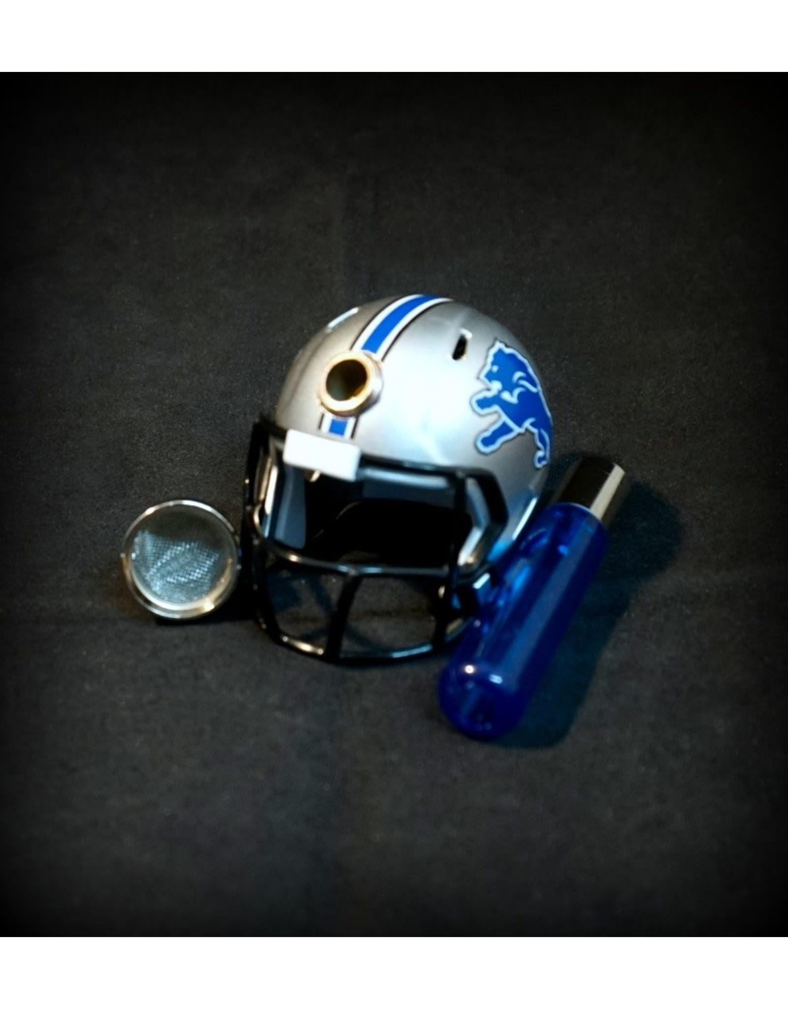 NFL Metal Handpipe - Detriot Lions