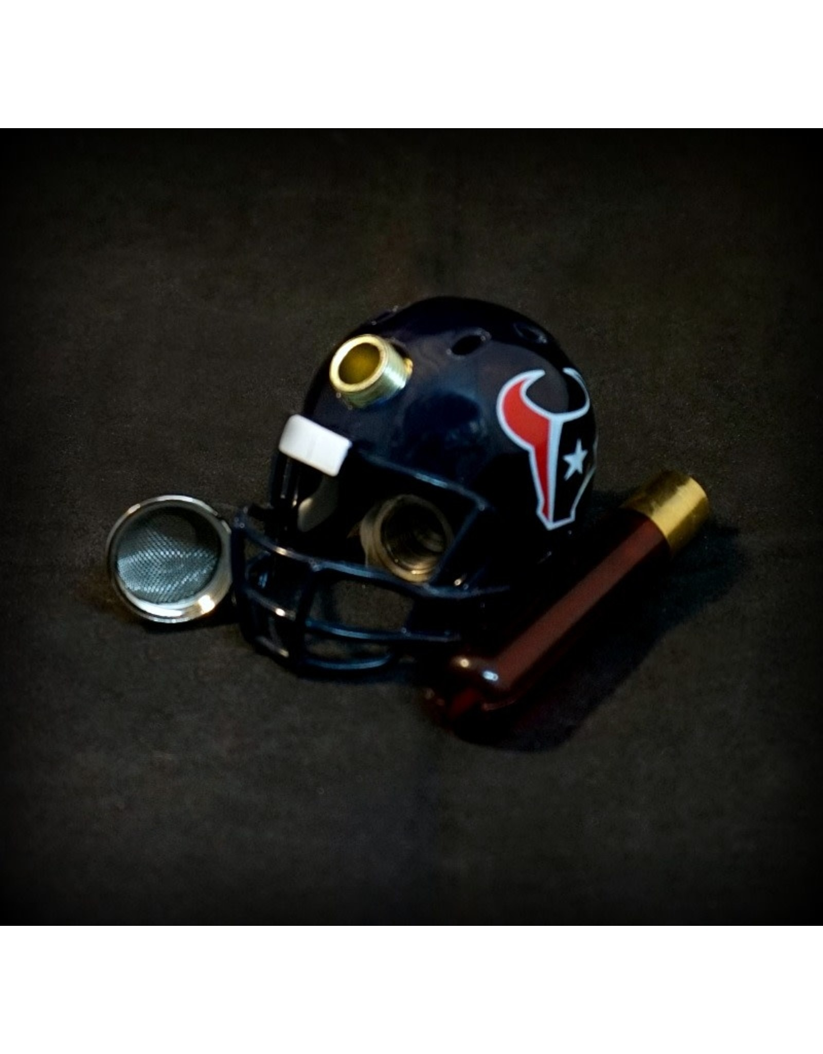 NFL Metal Handpipe - Houston Texans