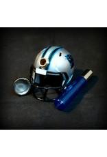 NFL Metal Handpipe - Carolina Panthers