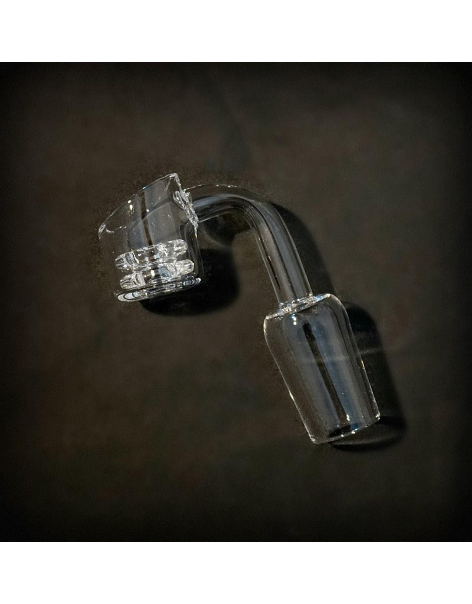 Diamond Knot Banger 19mm Male 90°