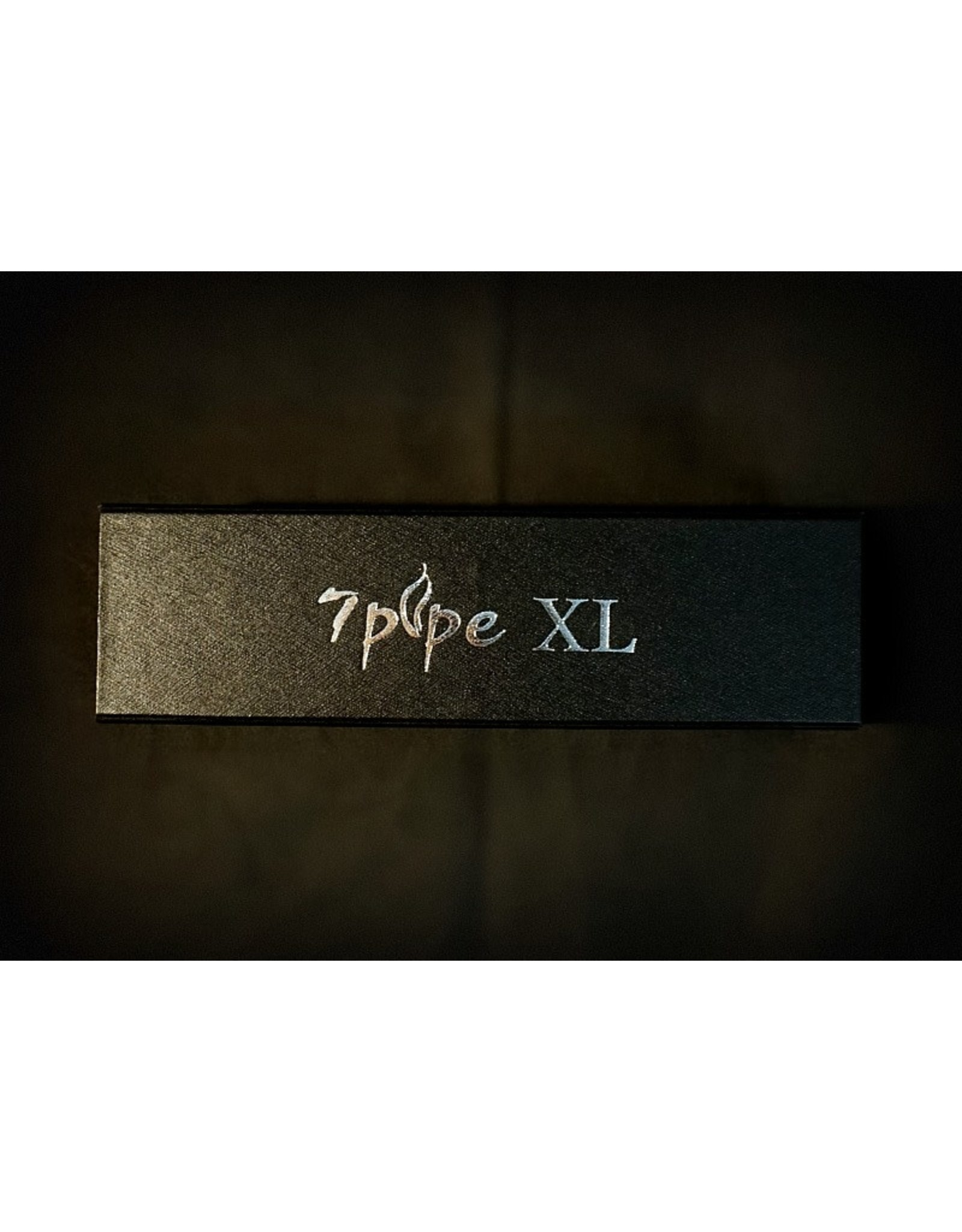 "7Pipe XL Twisty Glass Blunt 5.75"""