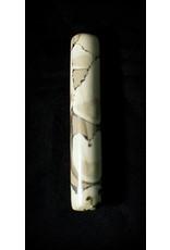 Ceramic Chillum – White
