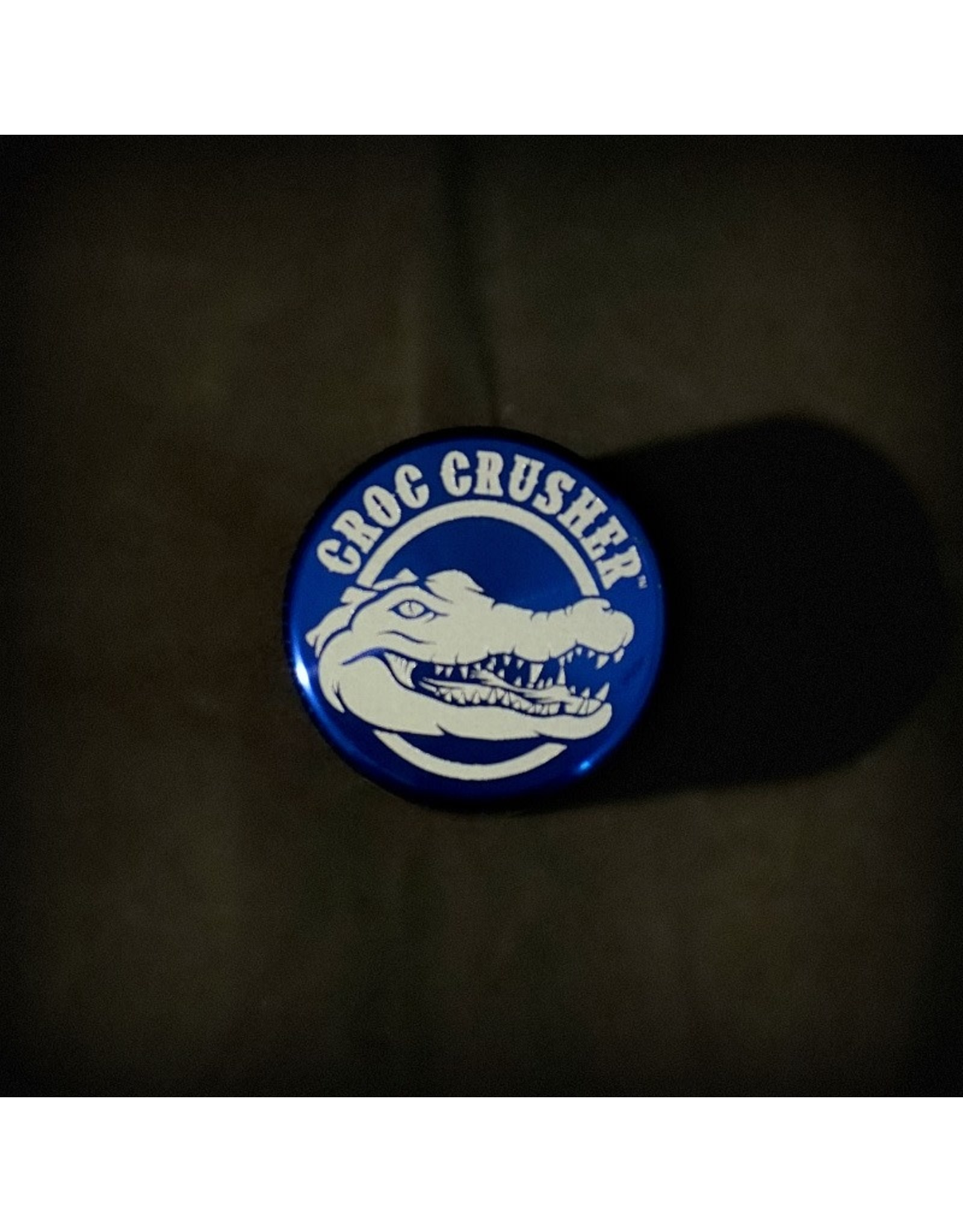 Croc Crusher 1.2″ 4pc – Blue