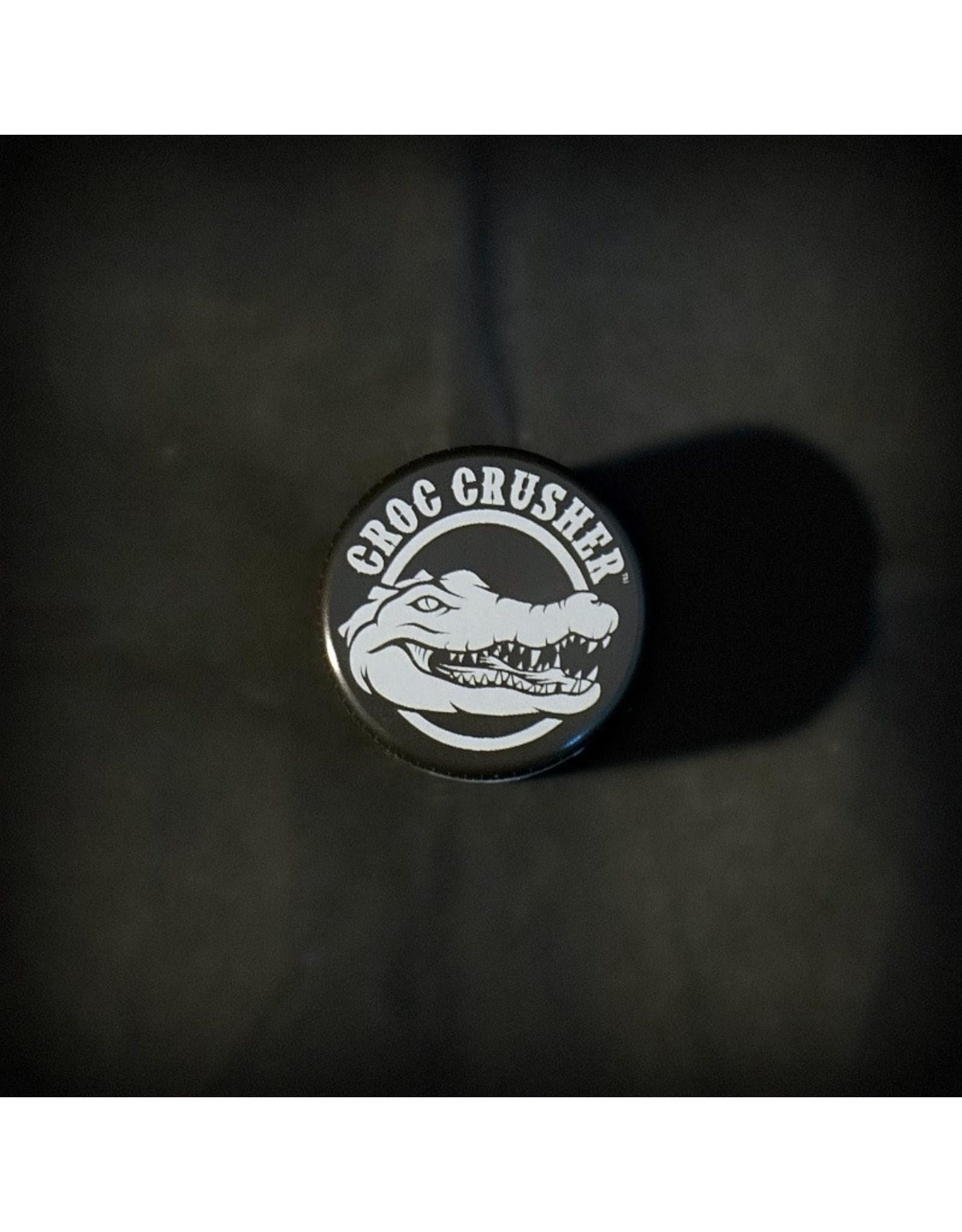 Croc Crusher 1.2″ 4pc – Gun Metal