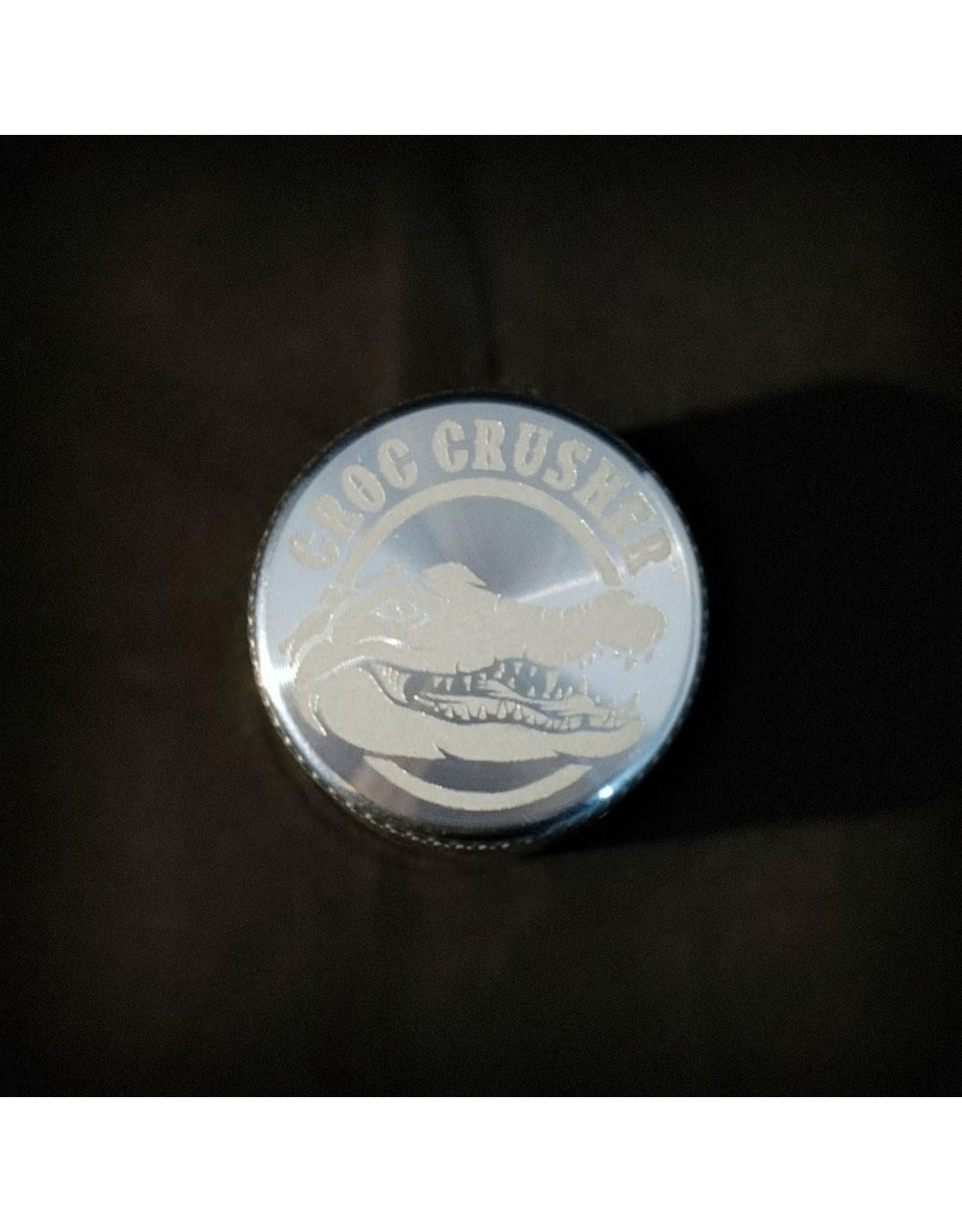 Croc Crusher Croc Crusher 1.2″ 4pc – Silver