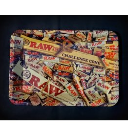 Raw Raw Rolling Papers Tray - Mini