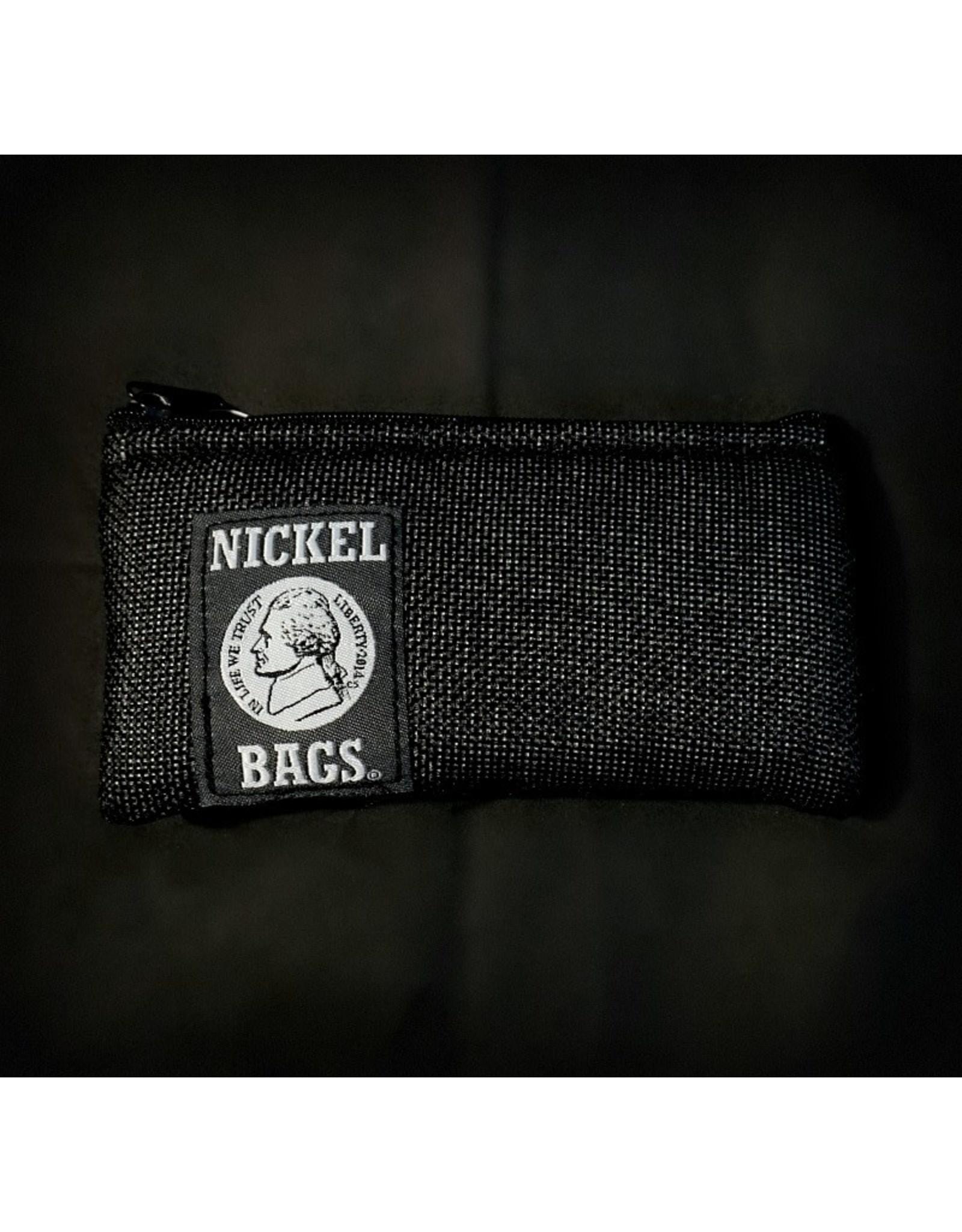 "Dime Bags Dime Bags 5"" Zippered Pouch - Black"