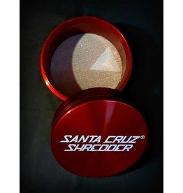 Santa Cruz Shredder 4pc Jumbo - Red