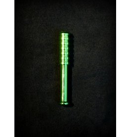 Small Anodized Digger Taster - Green