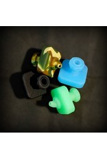 Piecemaker Silicone Karb Kap - Assorted Colors