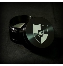 Illadelph Illadelph Santa Cruz 2.5″ 4pc Grinder – Black