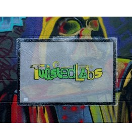 Twisted Labs Silicone Mat 36″ – Black Logo