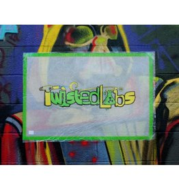 Twisted Labs Silicone Mat 36″ – Green Logo