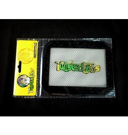 Twisted Labs Silicone Mat 4″ – Black Logo