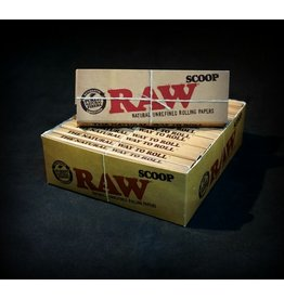 Raw Raw Scoop Cards