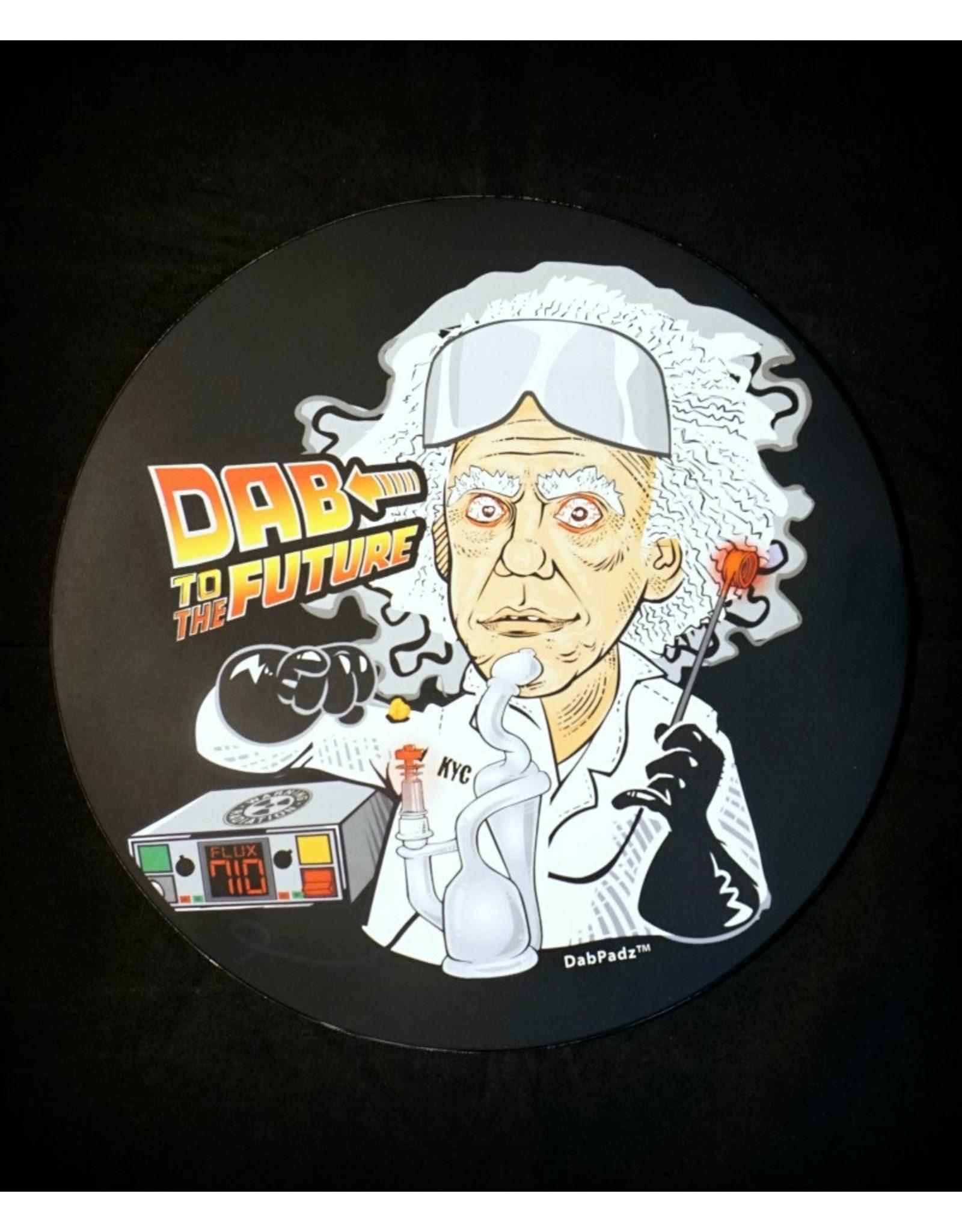 Dab Pad - Dab To The Future Round