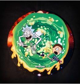 Dab Pad - Rick and Morty Portal Round