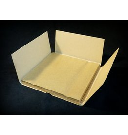 Raw Raw Unrefined Parchment Paper 5x5 - 100 Sheets