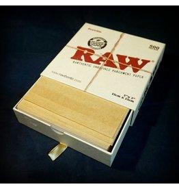 "Raw Raw Unrefined Parchment Paper 3"" x 3"" 500pk"