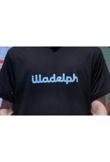 Illadelph Illadelph Blue Logo Tee
