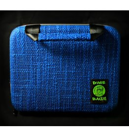 """Dime Bags 11"""" Suitcase - Midnight"""