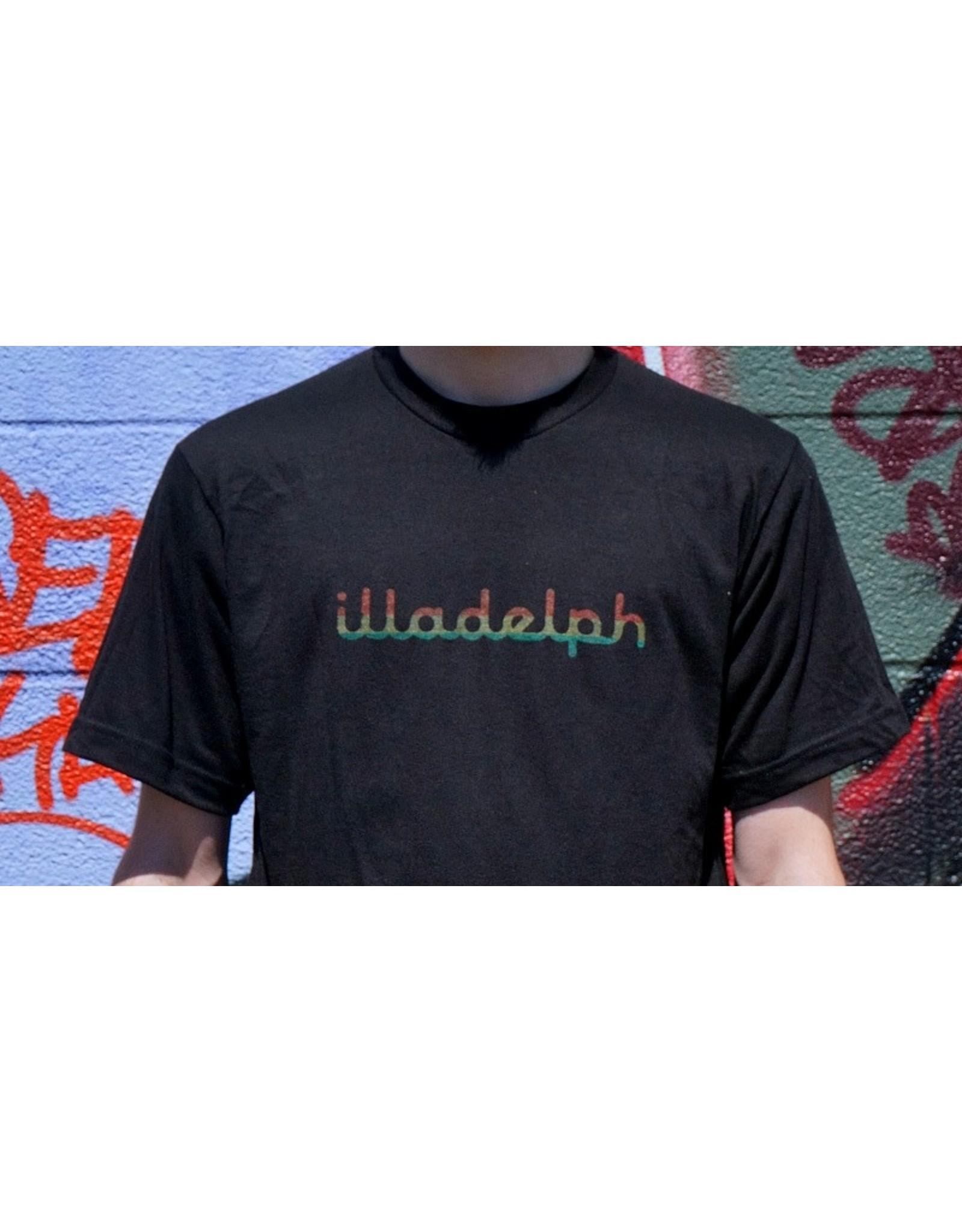 Illadelph Illadelph Rasta Logo Tee