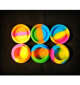 R Series 32mm Tie Dye Silicone Jar