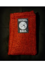 "Dime Bags Dime Bags 6"" Combo Pouch - Red"