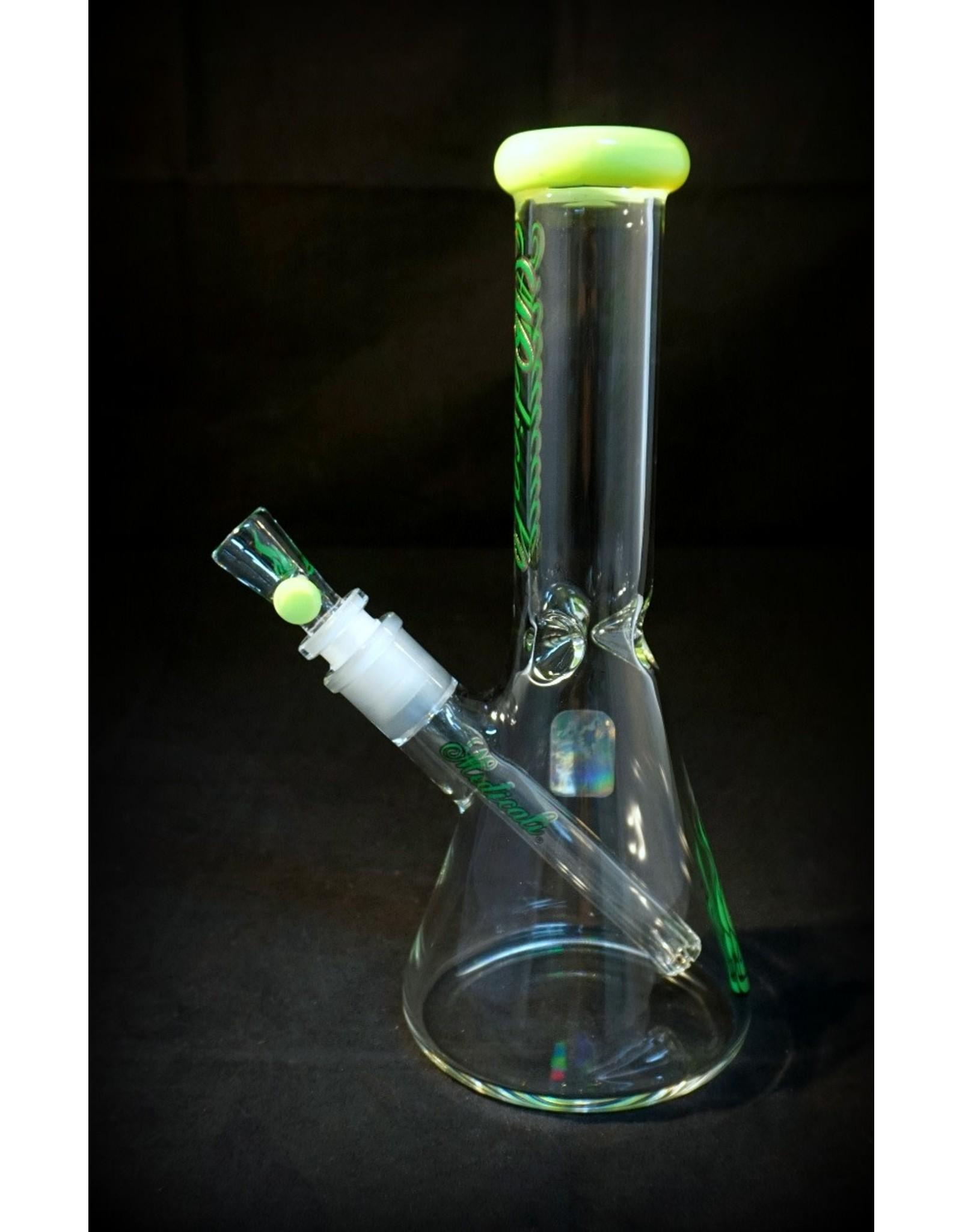 Medicali Medicali – 10″ 38mm x 4mm Beaker Slime Accent