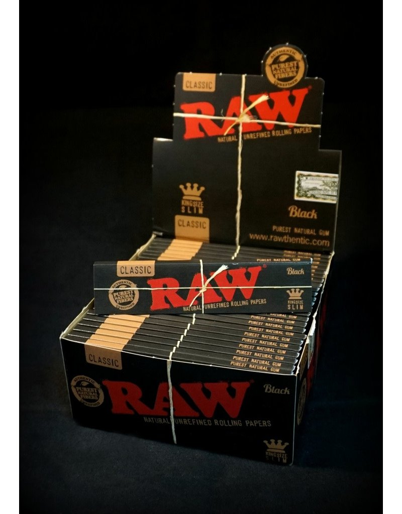 Raw Raw Black Papers
