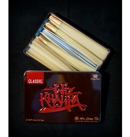 Raw Raw Wiz Khalifa Cone Tin KS 6pk