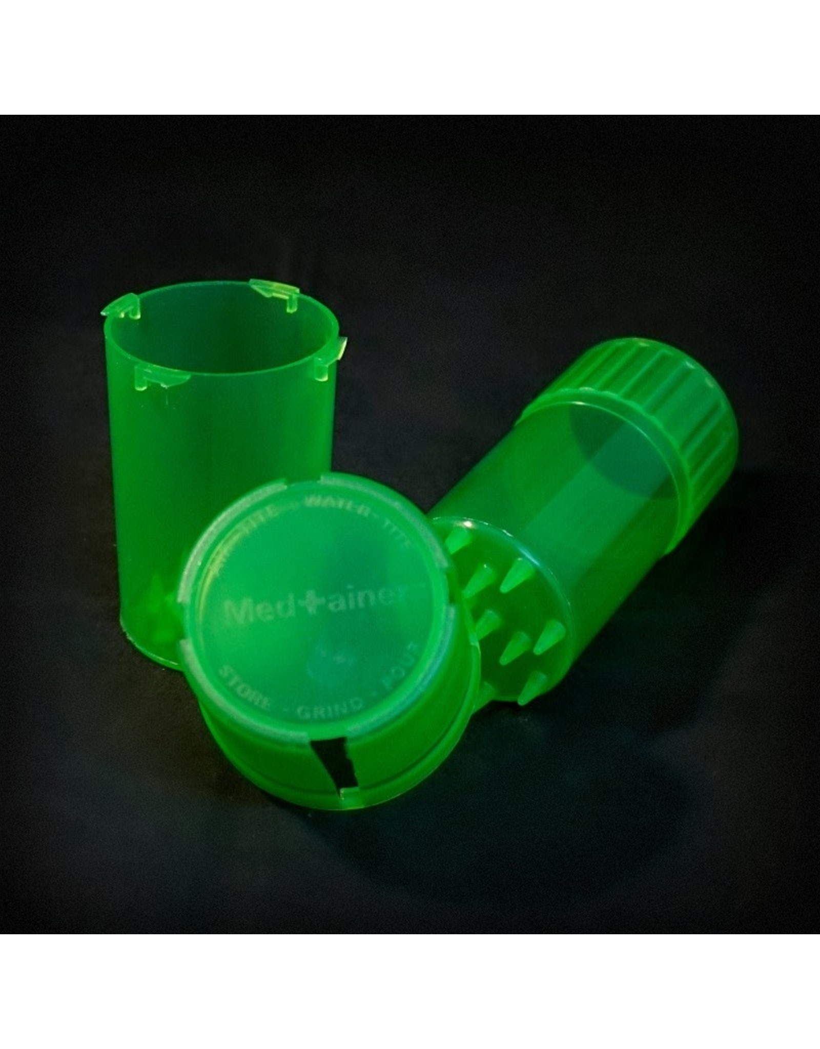 Medtainer - Translucent Green