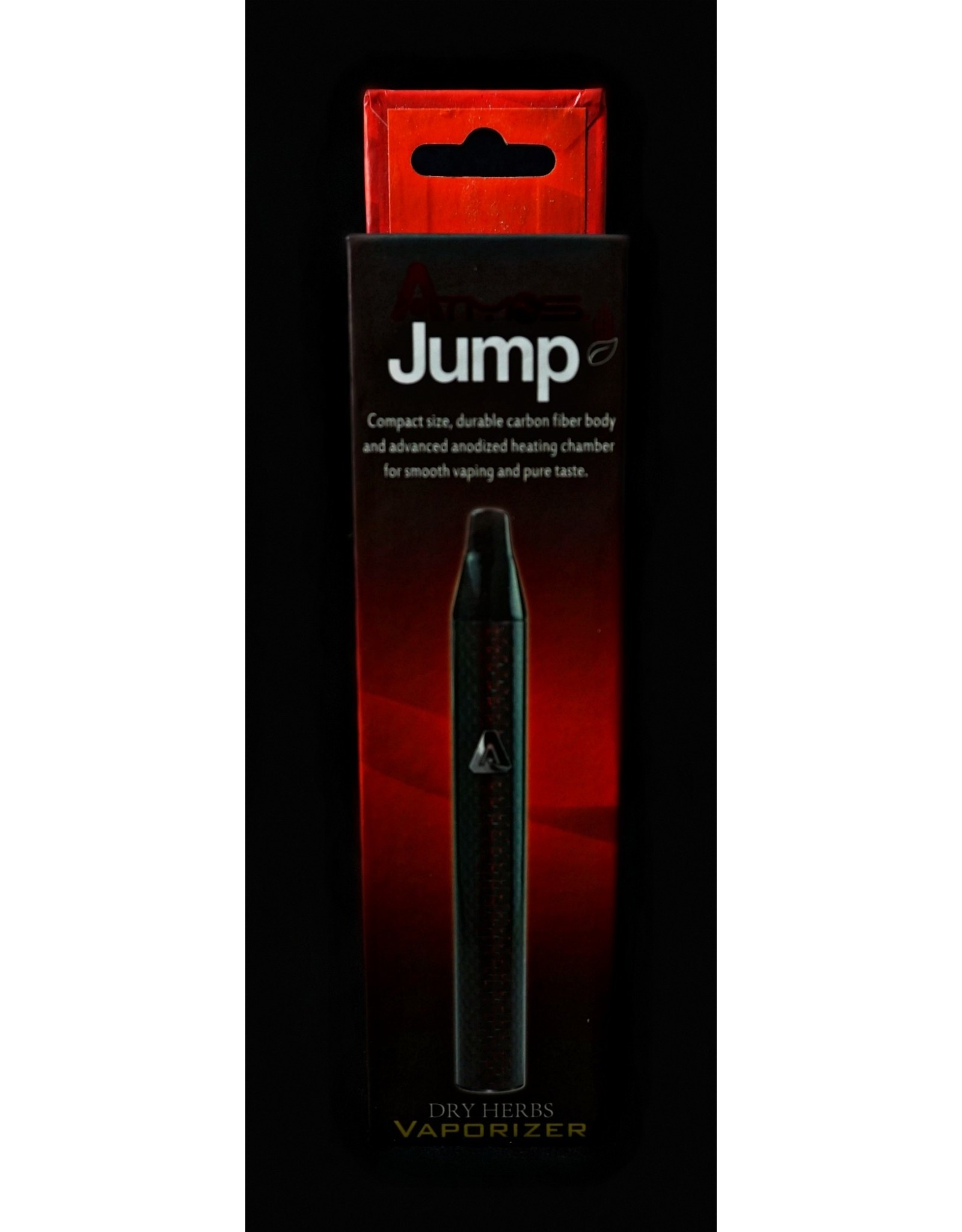 Atmos Jump Kit - Carbon Red