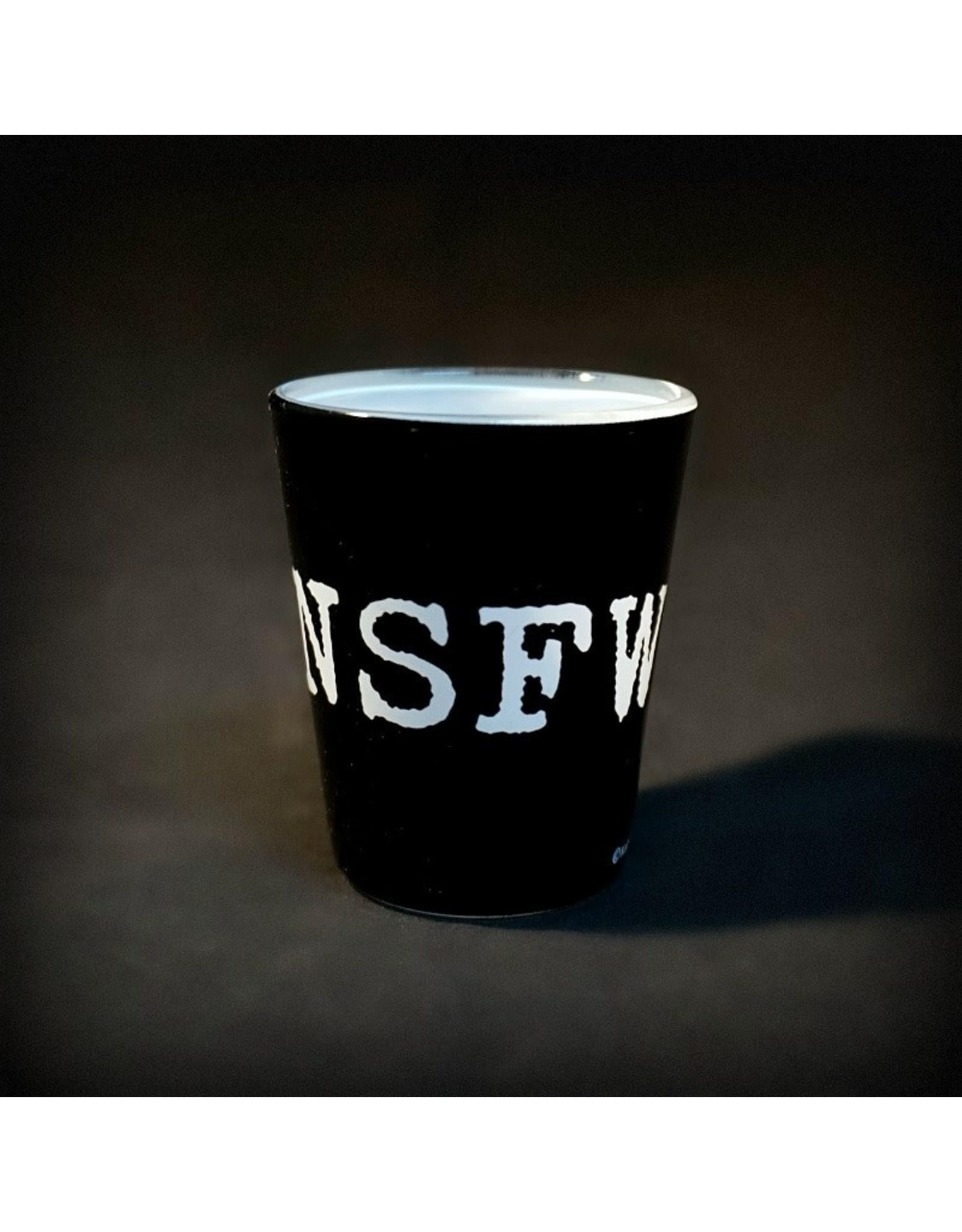 NSFW Shot Glass