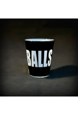 Balls Shot Glass