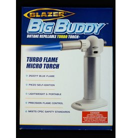 Blazer Blazer Big Buddy Torch – 7″ White