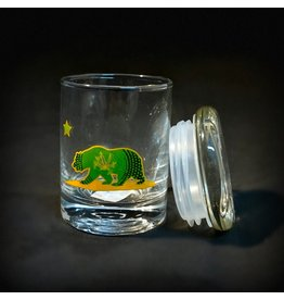 Cannaline 1/8oz Jar – California Bear