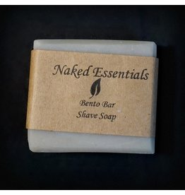 Naked Essentials – Bento Shave Bar