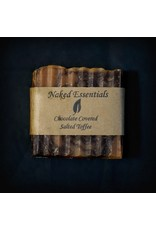 Naked Essentials – Chocolate Covered Salted Toffee