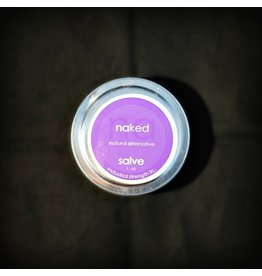 Naked All Natural Salve 1oz
