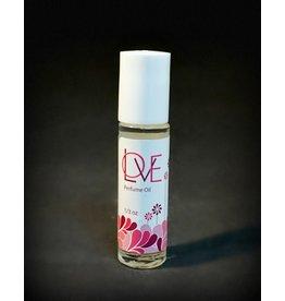 Auric Blends LOVE Perfume Roll On 1/3oz