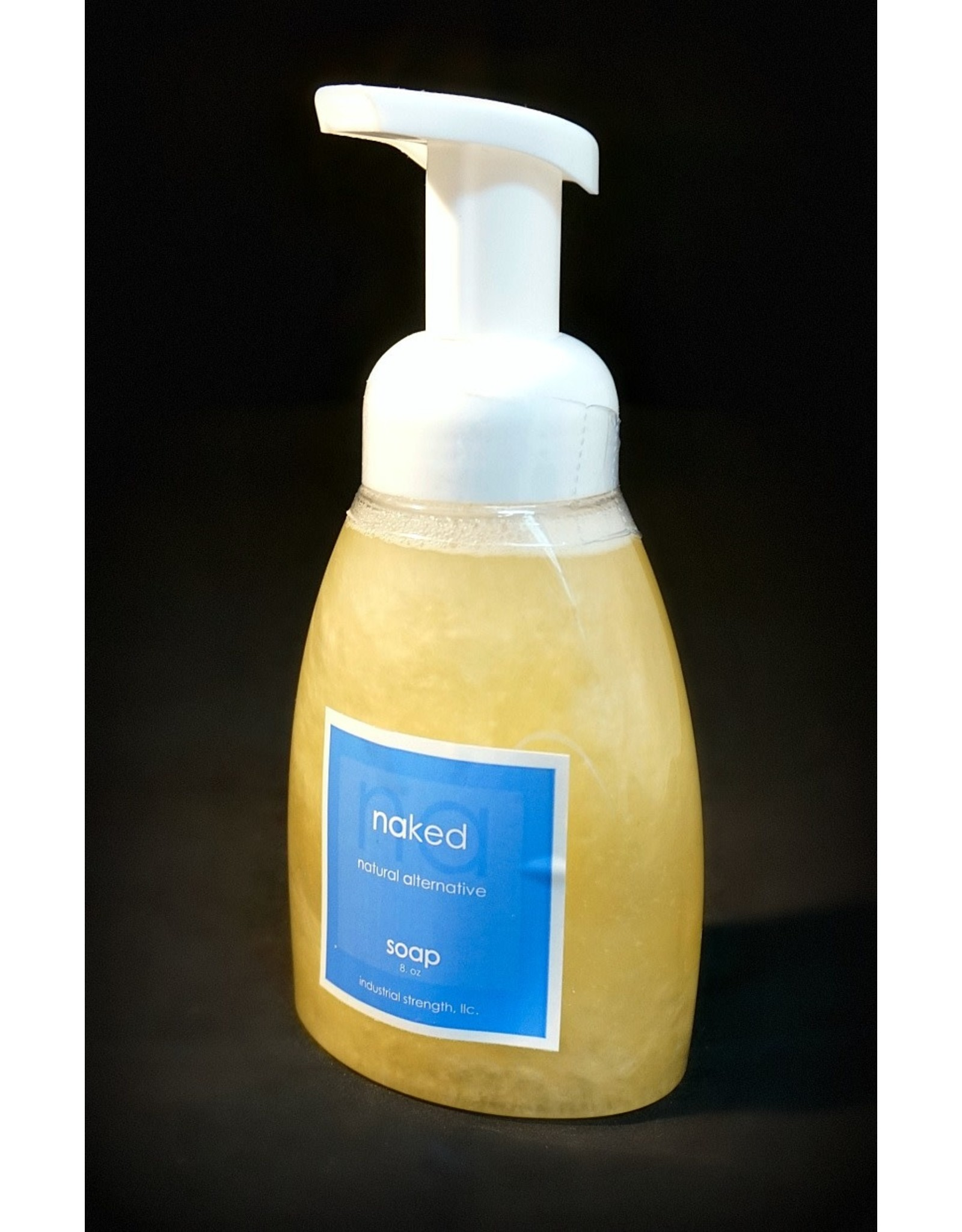 Naked All Natural Soap 8oz