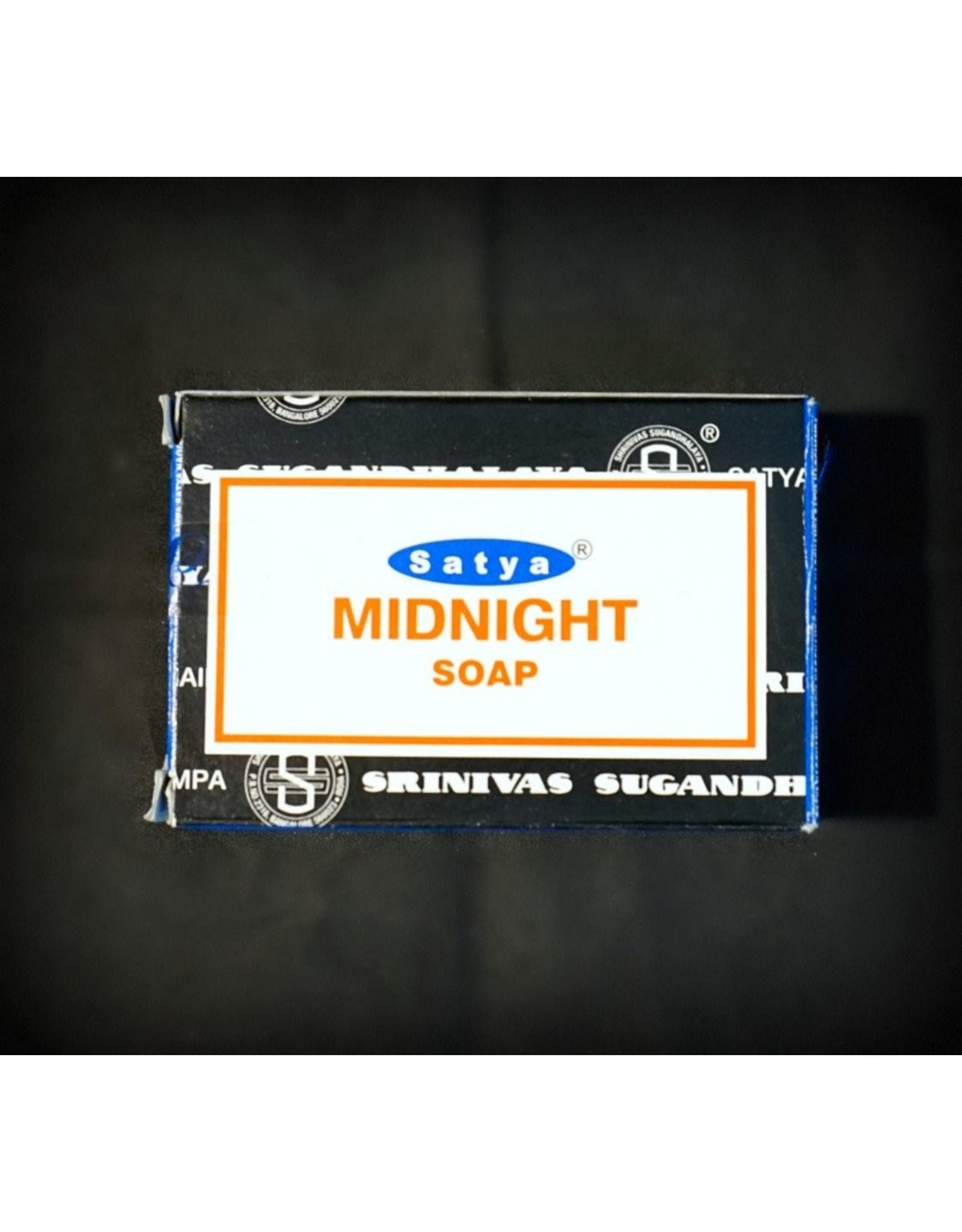 Satya Satya Midnight Soap
