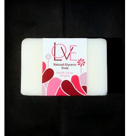 Auric Blends LOVE Natural Glycerin Soap