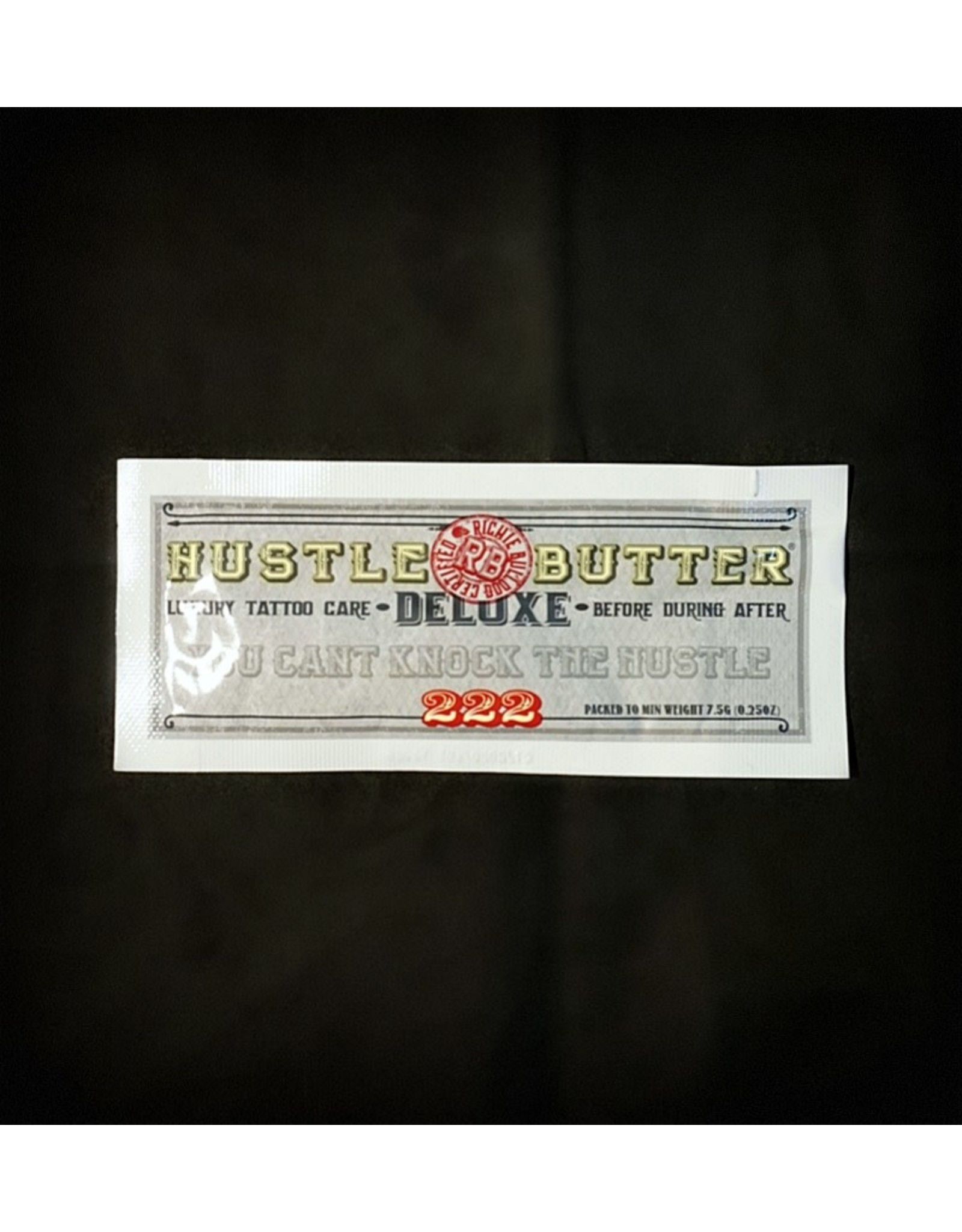 Hustle Butter .25oz Packet