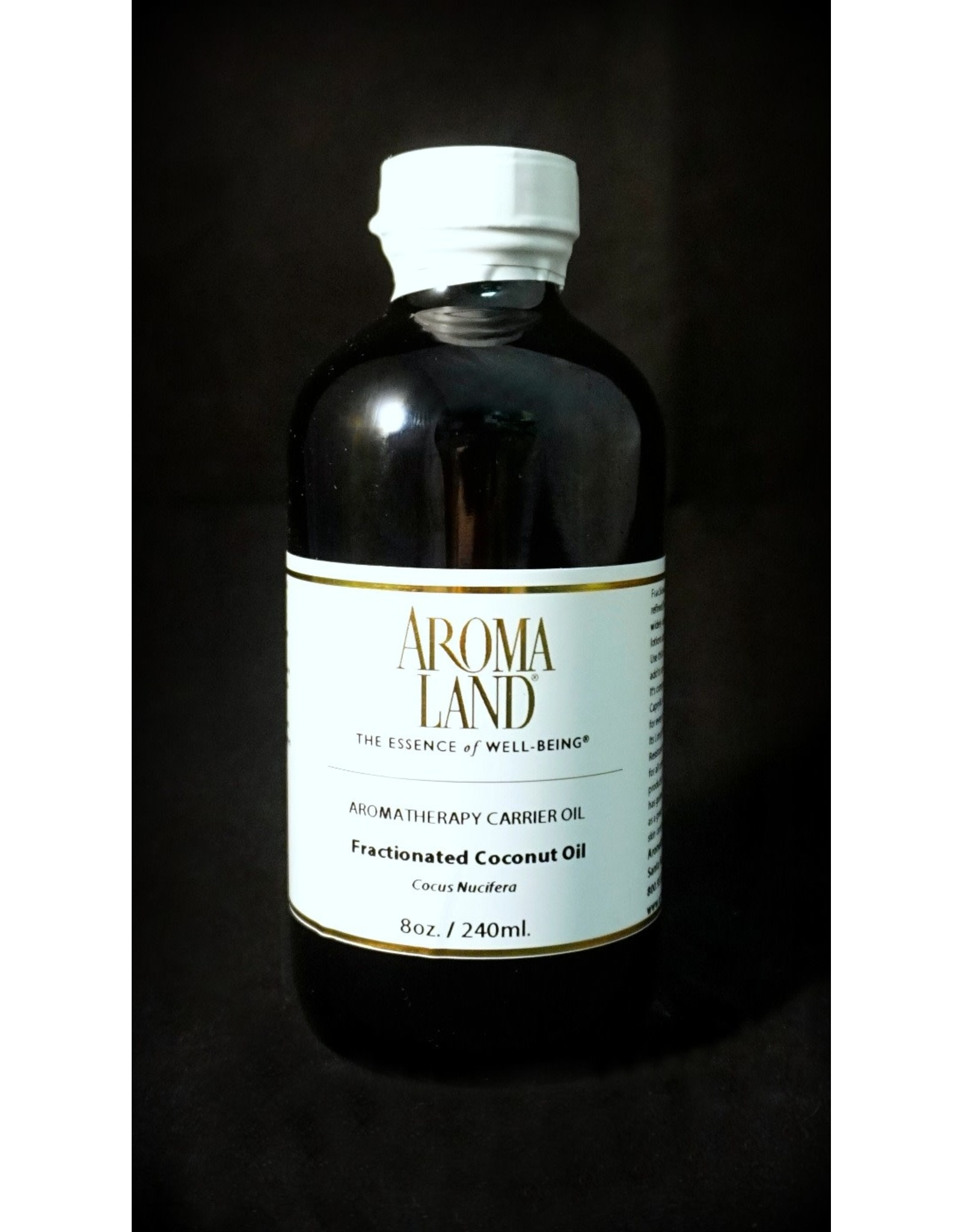Aromaland Carrier Oil - Coconut 8oz