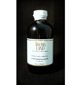 Aromaland Carrier Oil - Coconut 8oz